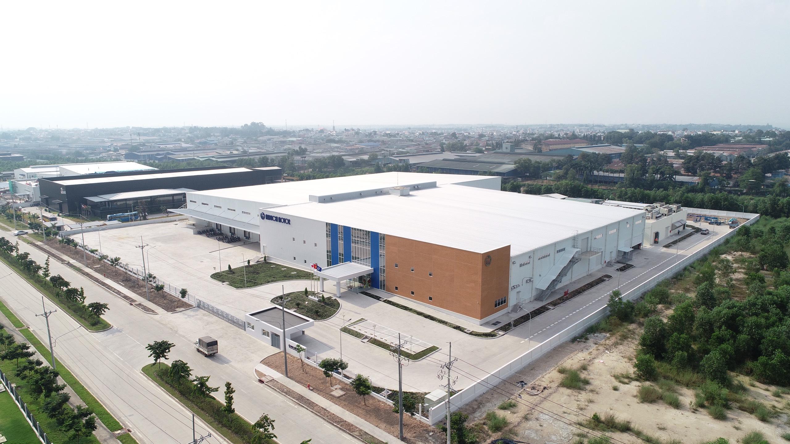 Lê Gia Phúc dự án nhà máy Mabuchi Motor
