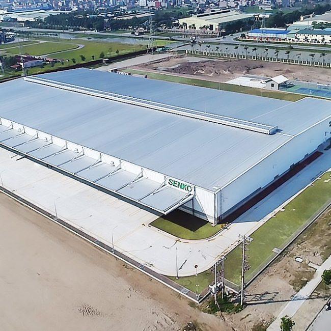 Lê Gia Phúc Senko Logistics Center