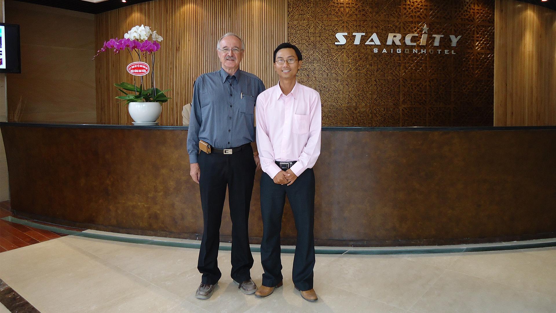 Lê Gia Phúc dự án xây dựng khách sạn Star City