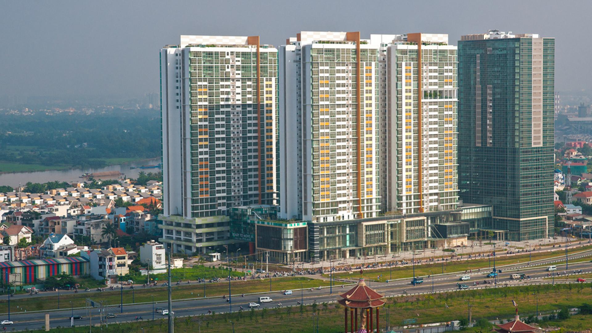 Lê Gia Phúc dự án căn hộ cao cấp The Vista