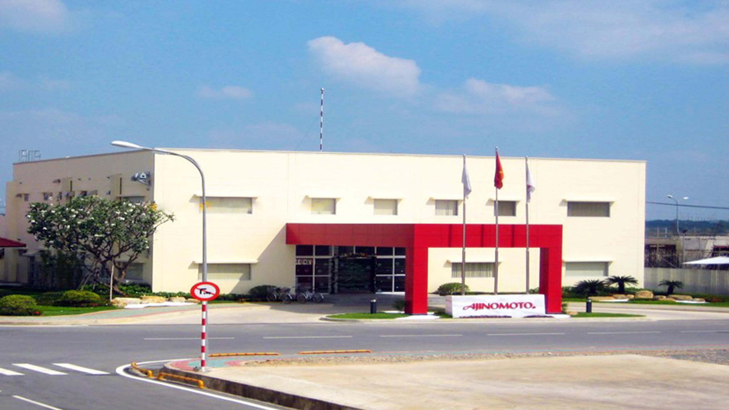 Lê Gia Phúc nhà máy chế biến thực phẩm Ajinomoto