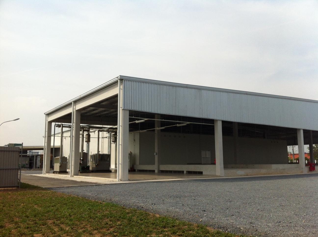 Lê Gia Phúc xây dựng nhà máy thực phẩm Nichirei Acerola IQF